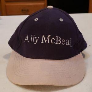 Fox Ally Mcbeal black hat